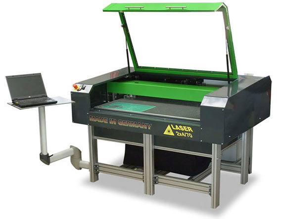 CO2 laser cnc machine